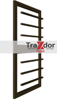 Aluminium burglar bars by Traxdor Cape - Western Cape and Eastern Cape
