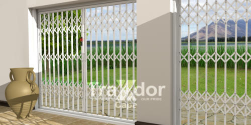 Trellis Security Gates